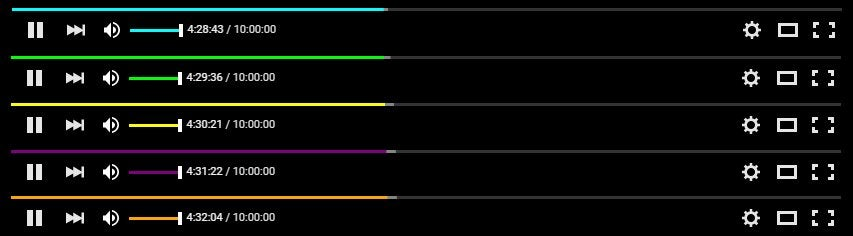 How Can you Make your YouTube Bar Rainbow?
