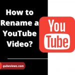 How to Rename a YouTube Video