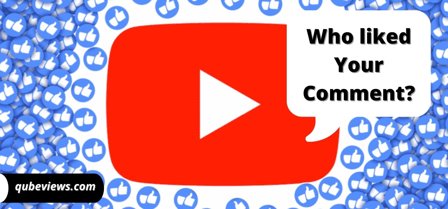 How to see who liked your comment on YouTube