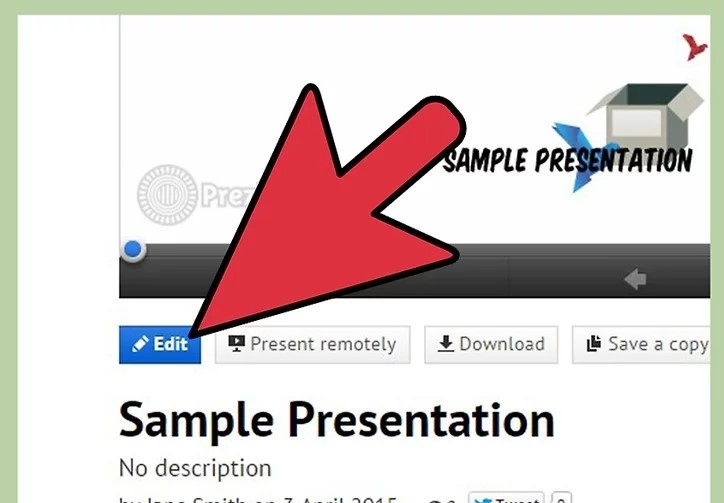 Embed Youtube Video in Prezi Step 4