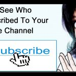 How To Check Who Unsubscribed On YouTube?