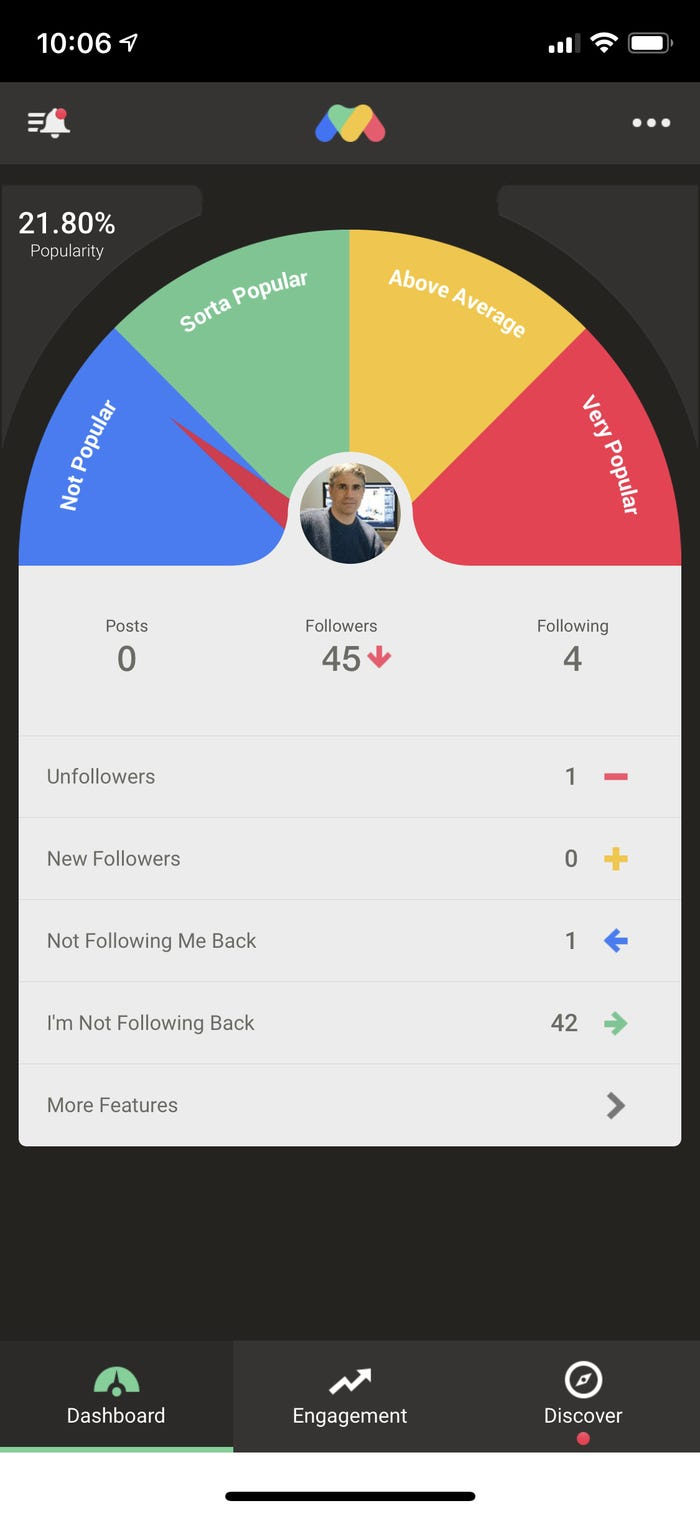 How to See Who Unfollowed You on Instagram using FollowMeter