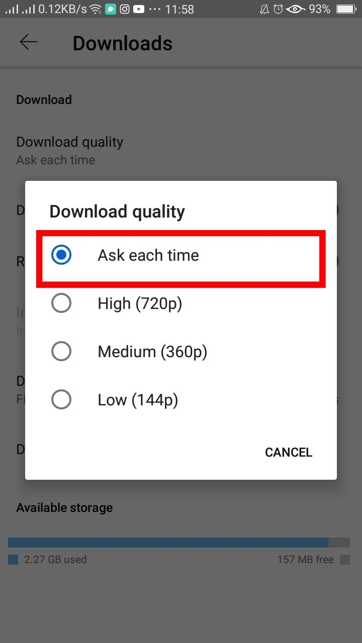 How to Set YouTube Video Download Quality