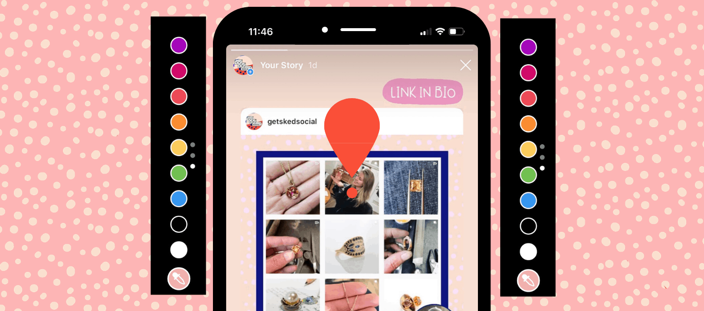 Instagram Story Background