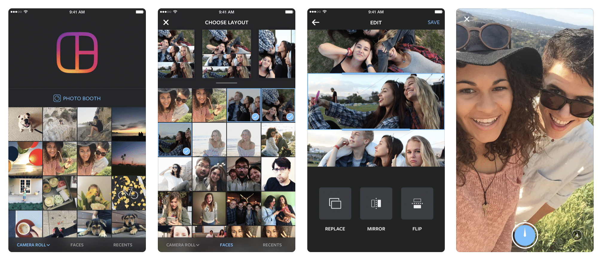 Use Layout App to Add Several Images to Your Stories on Instagram