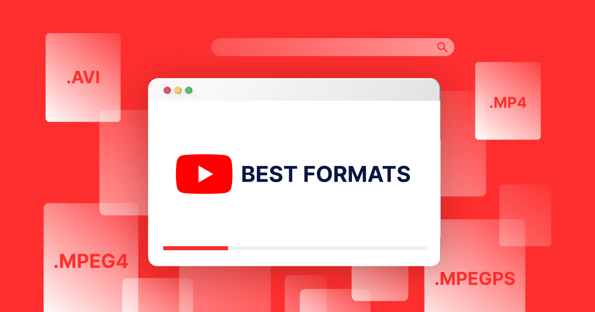 YouTube Video Formats