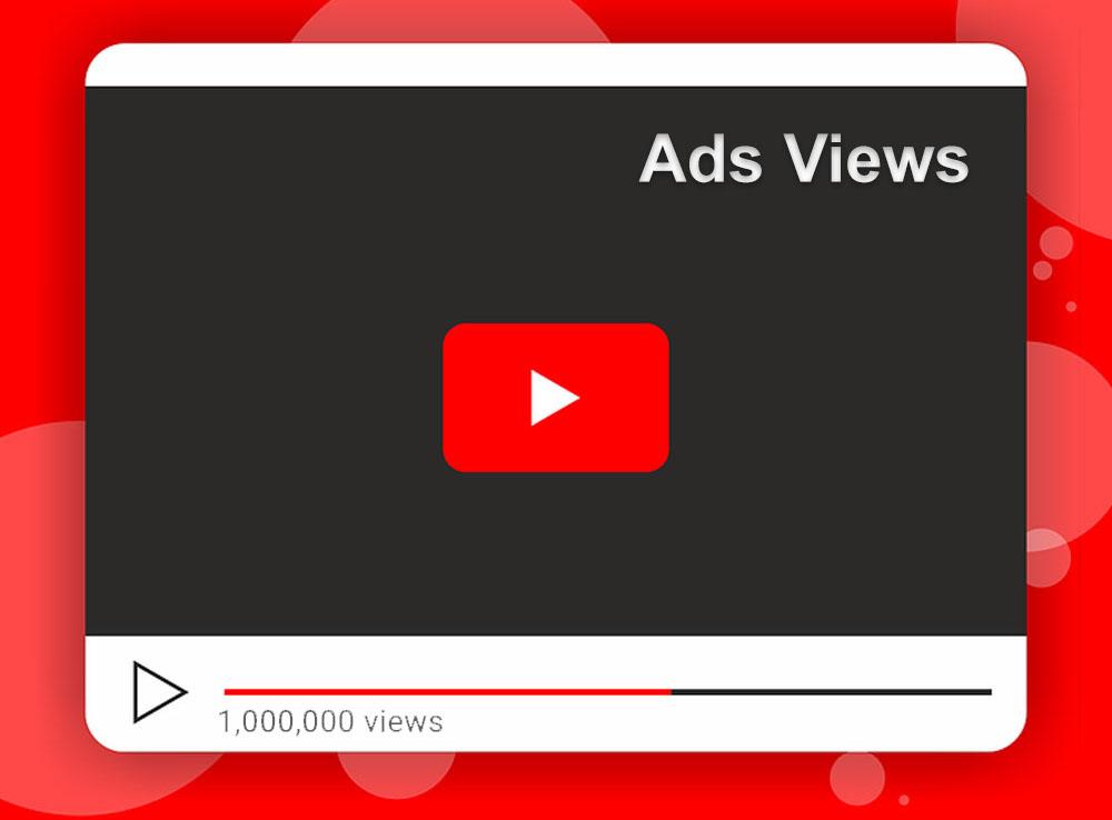 buy youtube ads views