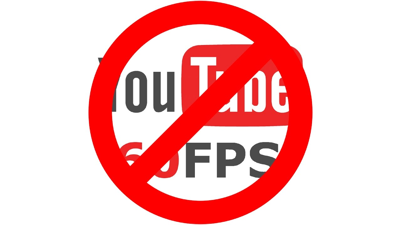 How to turn off the 60fps?