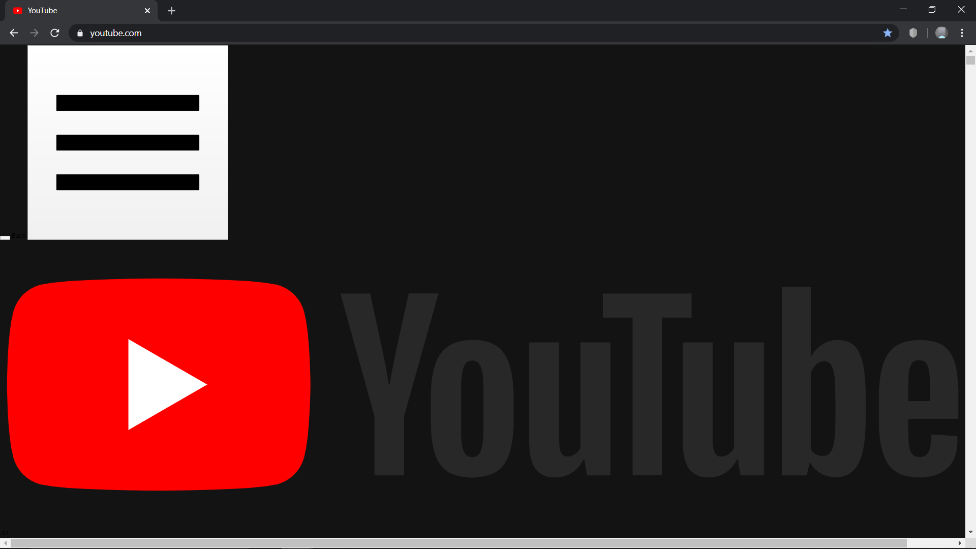 How to Fix Zoomed-in Youtube Videos?