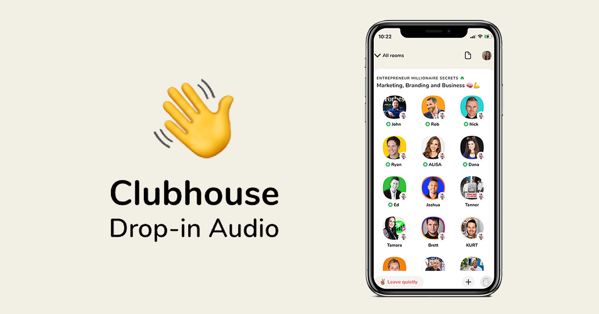 Why Are People So Captivated With Clubhouse?