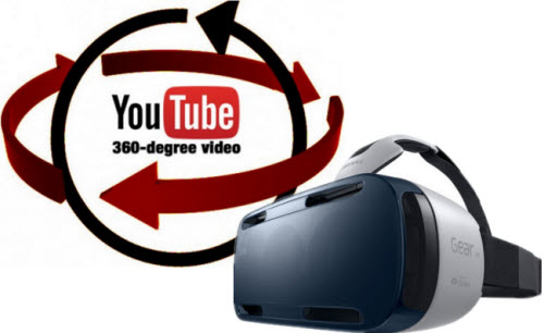 YouTube Videos On Gear VR