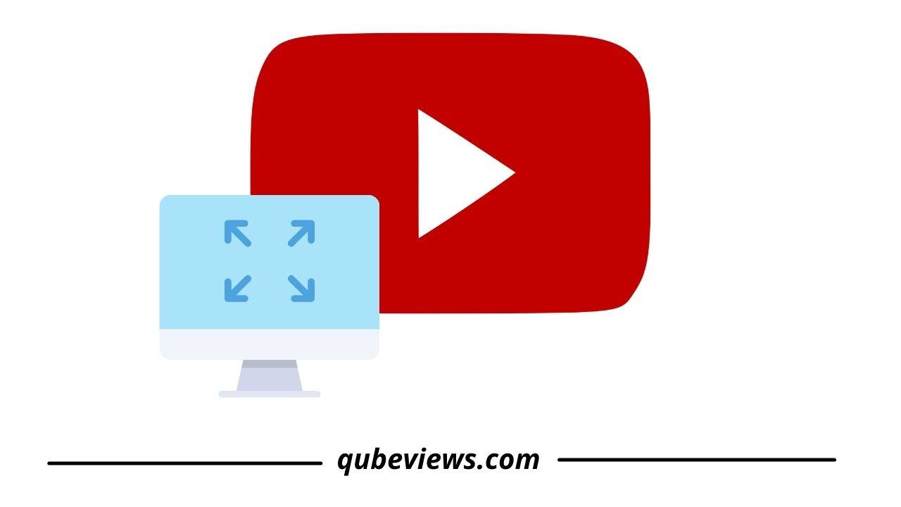 How To Make YouTube Full Screen On TV?