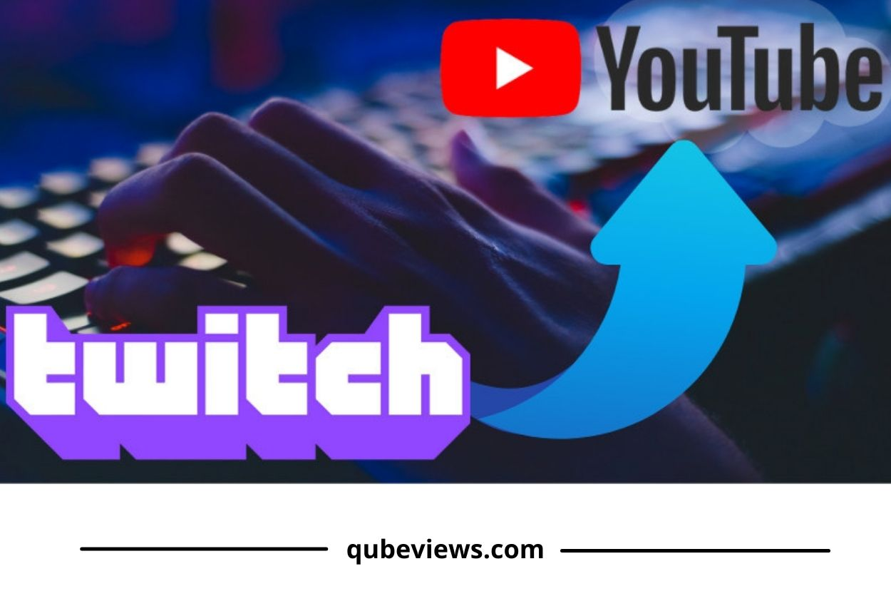 Export Videos from Twitch to YouTube