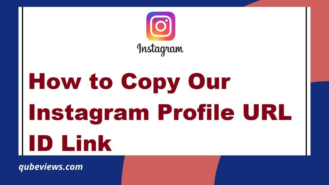How do I Share my Instagram Link?