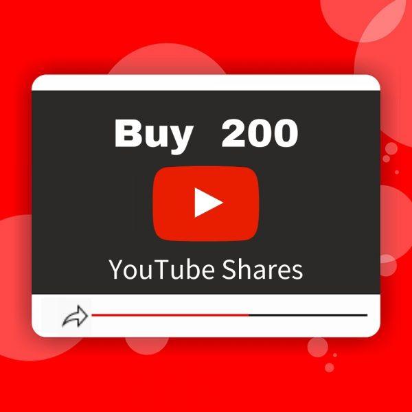 Buy 200 YouTube Shares