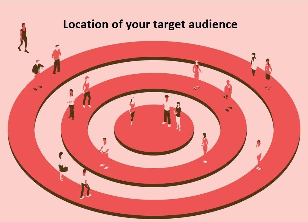 Location of Your TikTok Audience