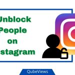 How to unblock people on Instagram