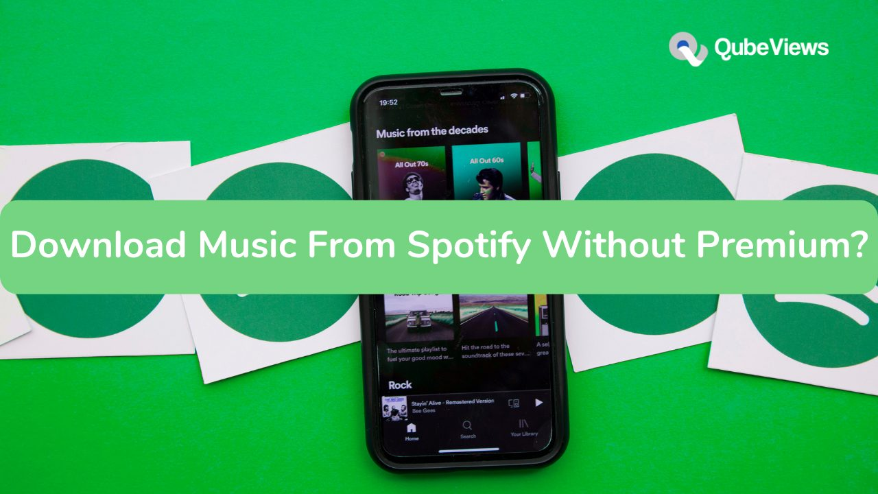 How to Download Spotify Songs with Premium?