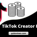 TikTok Creator Funds