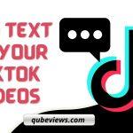 Add Text to Your TikTok Videos