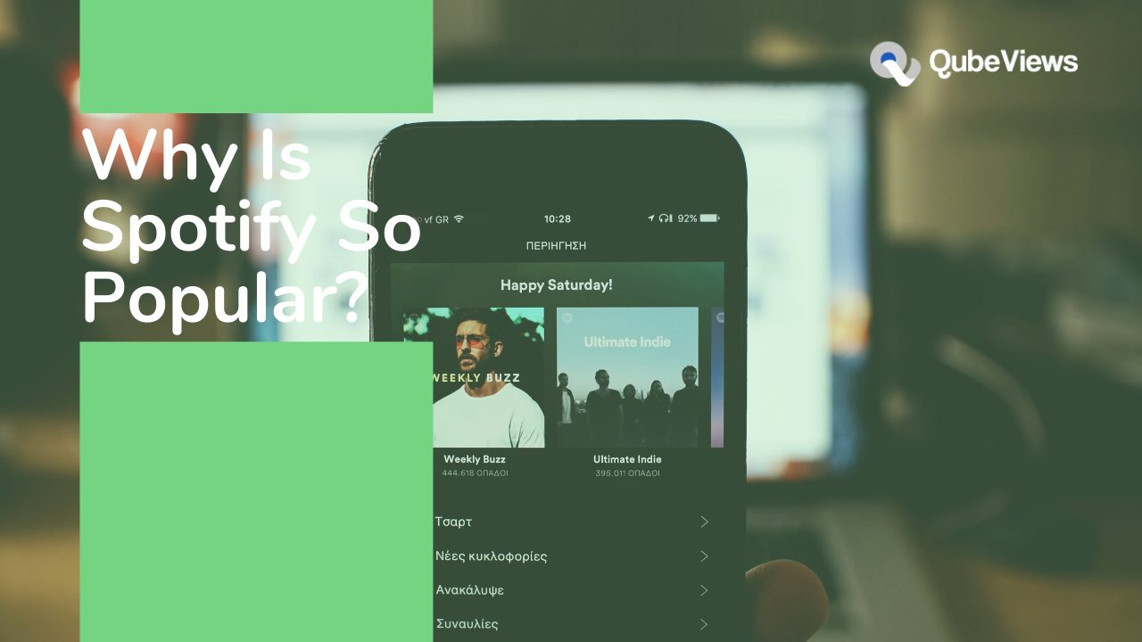 Why is spotify so popular?